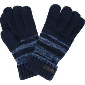 Regatta Davion Gloves Men navy